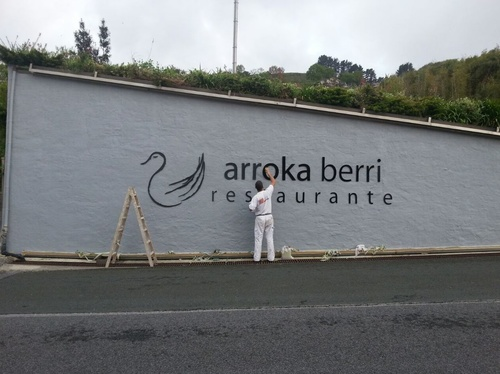 Pintura de exteriores especial contra humedades y filtraciones