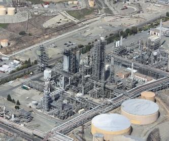 Suministro para refinerías industriales