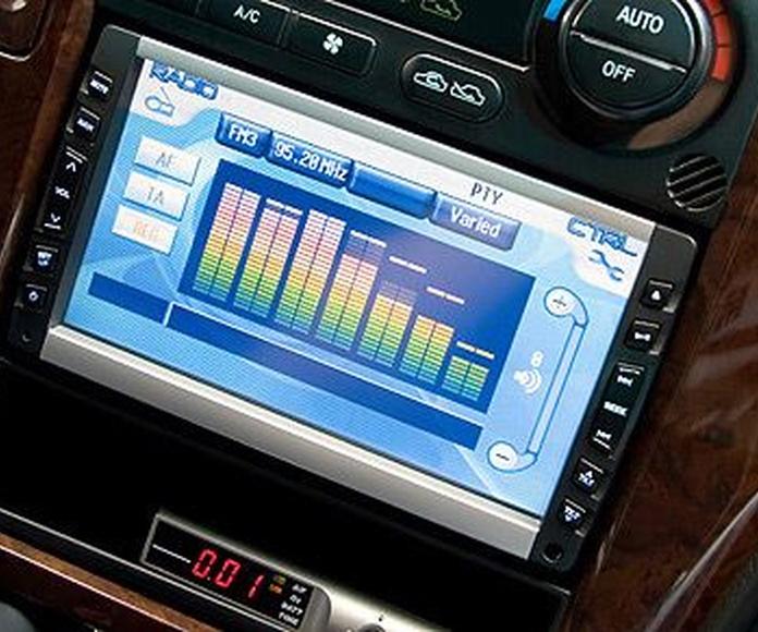 Electrónica del vehículo: Servicios de Reprobax