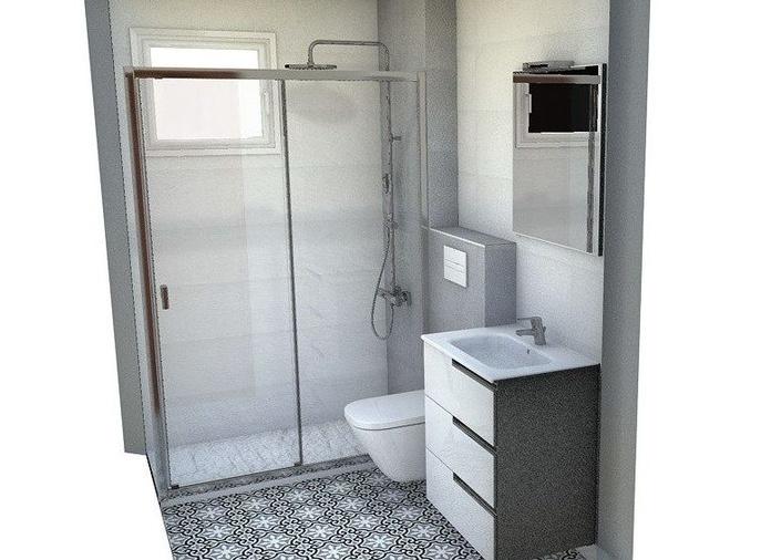 Reforma baño en Igualada 2: Productos  de Gres de l'Anoia