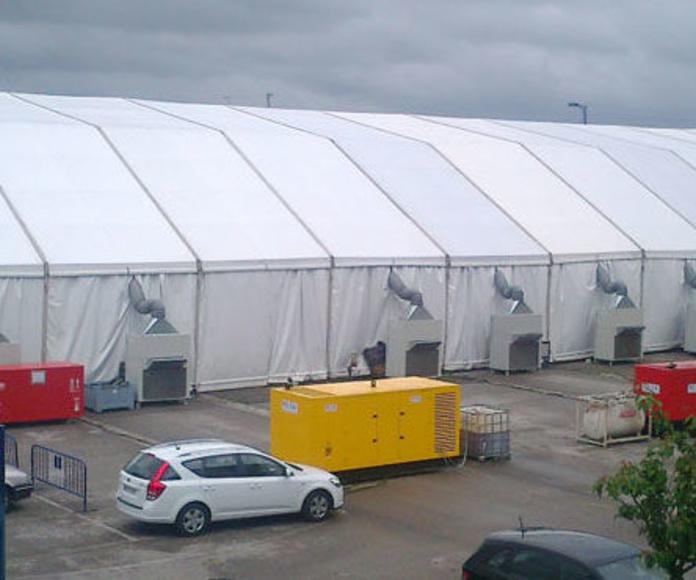 Ferias y Congresos
