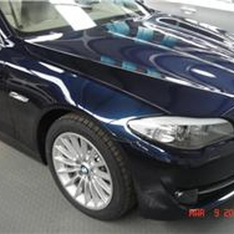 BMW 530 MODELO NUEVO