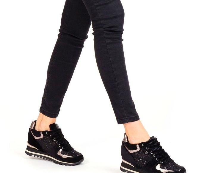 Sneakers lentejuelas