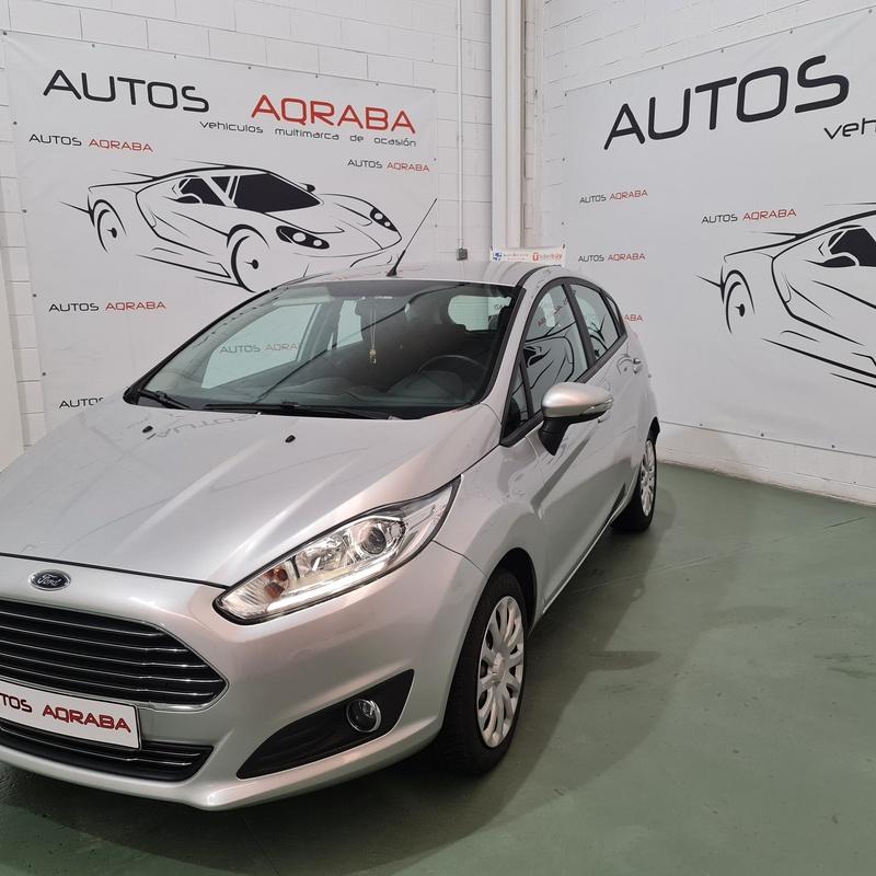Ford Fiesta 1.5 TDCI 75 CV: Servicios de Autos Aqraba
