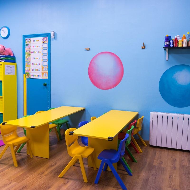 ⭐️Ana (profesora de inglés): Centro Infantil Pompitas de Centro Infantil Pompitas