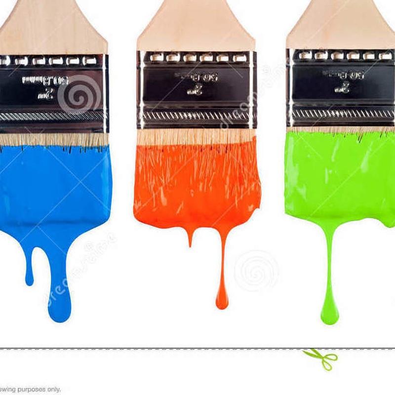 Herramientas para pintura: Productos  de El Pinturas, S. L.