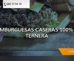 La mejor hamburguesa en Poble Sec Barcelona | La Boina Ecobar