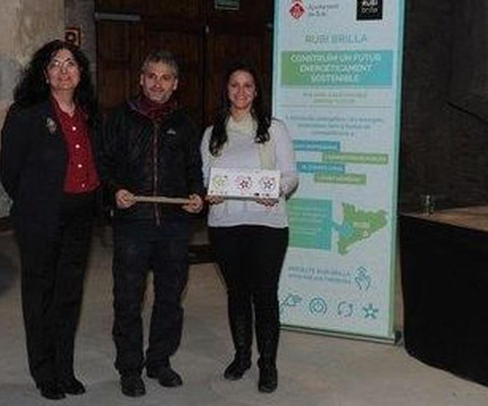 Copymat galardonada como empresa sostenible