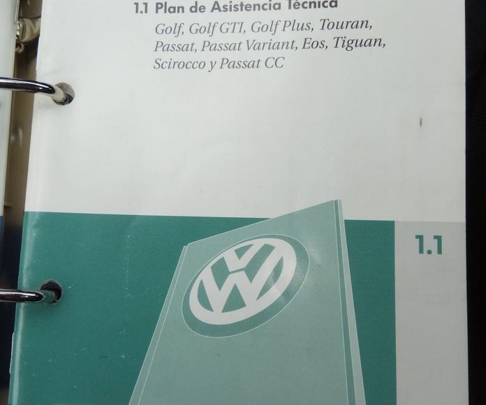 Vw Passat Variant 2.0 TDI DSG 140 cv: Servicios  de Autotaxi Eliseo