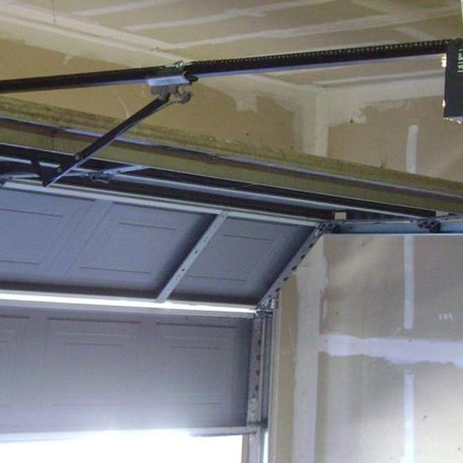 Ventajas de instalar puertas seccionales