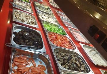 Buffet libre y wok