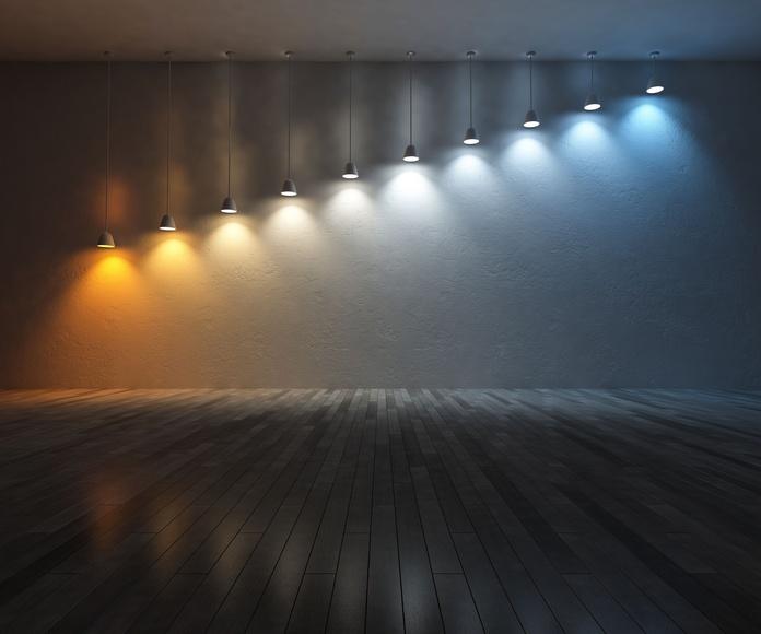 Instalaciones de iluminación LED: Productos y servicios de Osan Iluminación