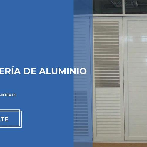 Carpintería de aluminio y PVC en Girona | Aluminis i PVC Baix Ter
