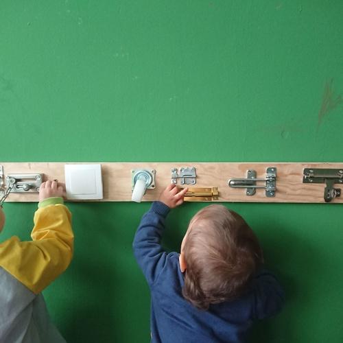 Guardería en inglés en Leganés | Escuela Infantil Sonrisas