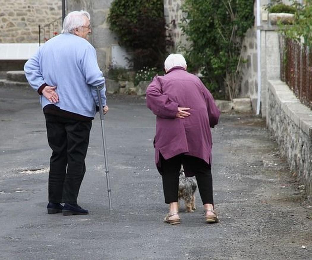 Mejorando la calidad de vida de los ancianos
