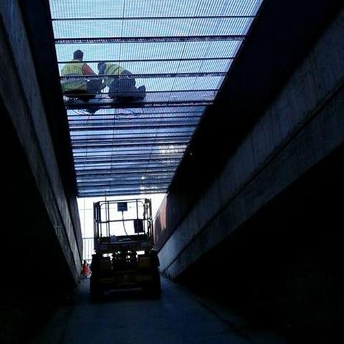 Trabajos de cerrajería metálica en Tarragona