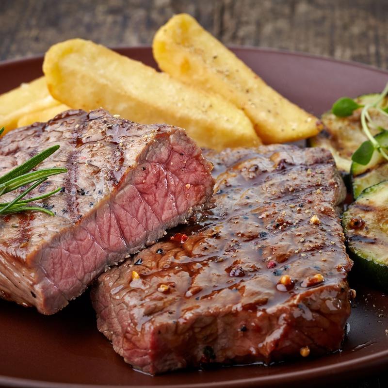 Carnes: Carta y Raciones de Restaurante El Portón