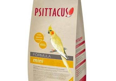 Psittacus Fórmula Mini 450g