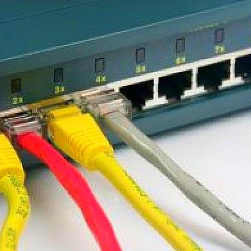 Telecomunicaciones y seguridad: Trabajos de Instalación Directa, S.L.