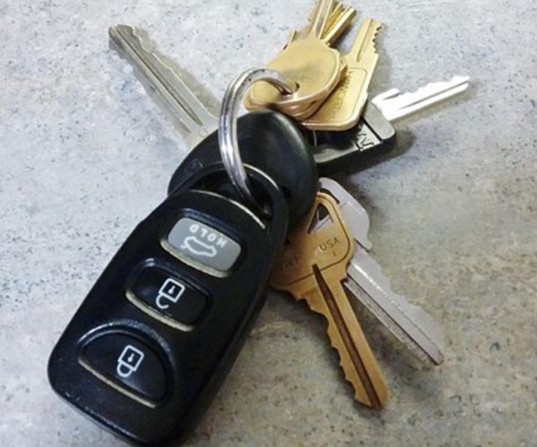 Llaves codificadas para el coche