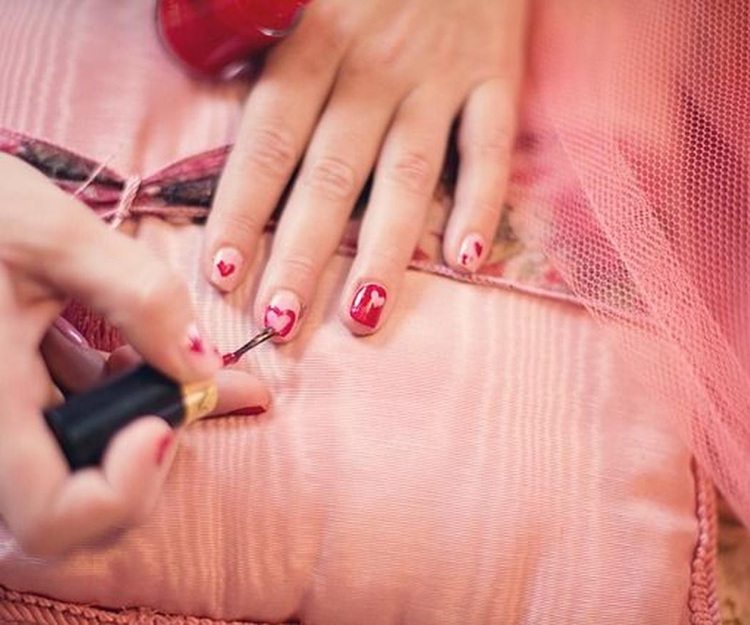 Breve historia de las uñas decoradas