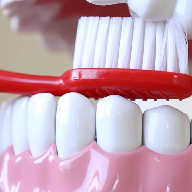Errores comunes en la higiene dental