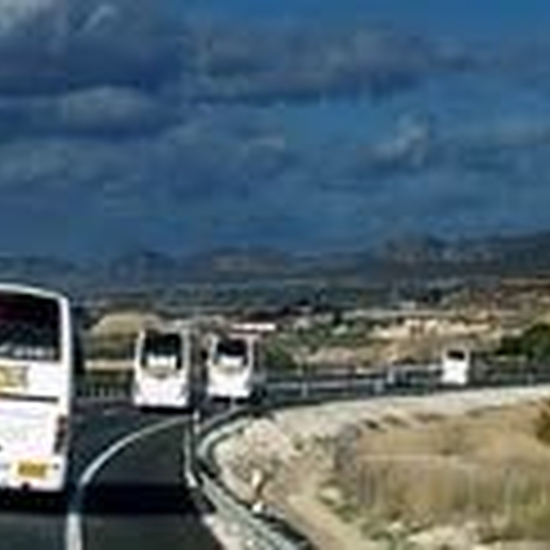 Servicios discrecionales: Servicios de Autocares Torre Alta