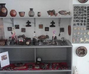 Variedad de productos hechos a mano