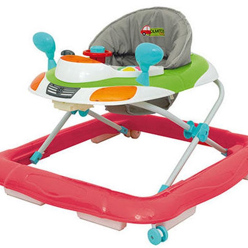 Andador Actividades Coral Olmitos: Productos de Mister Baby