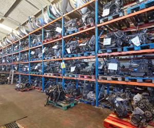 Motores de coche de desguace en Alicante