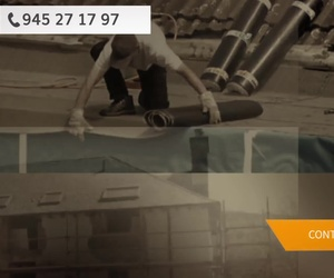 Canalones y bajantes en Vitoria | Canalones y Cubiertas Fonseca