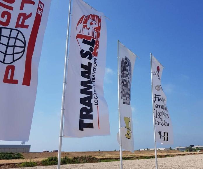 banderola de TRAMAL SL