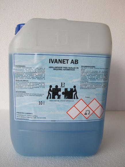 IVANET AB: Productos y servicios de Prieto Larrey