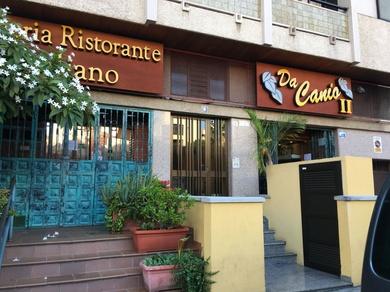 Comenzamos reforma en la Pizzeria Da Canio II en Santa Cruz