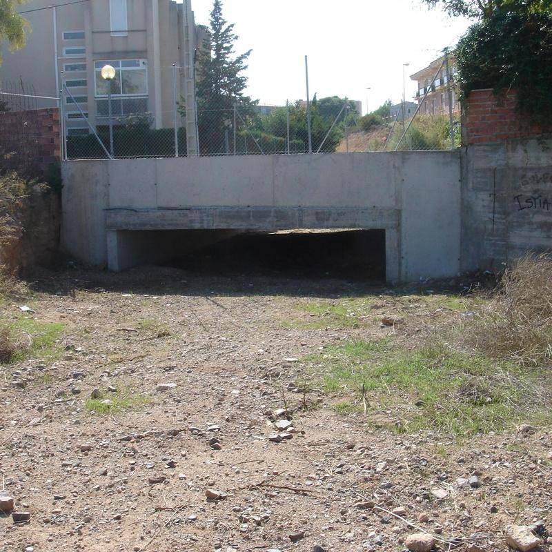"""Estudio de inundabilidad de la """"Riera de Cambrils"""" para el soporte a la redacción del """"Plan Parcial del sector U2 TM Cambrils (Tarragona)"""". Ref. EIN115-2010."""