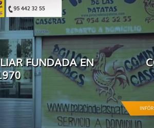 Comidas caseras en Sevilla | Palacio de las Patatas
