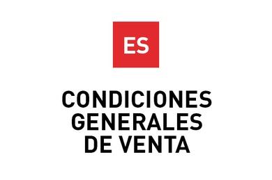 TERMINOS Y CONDICIONES GENERALES DE VENTA