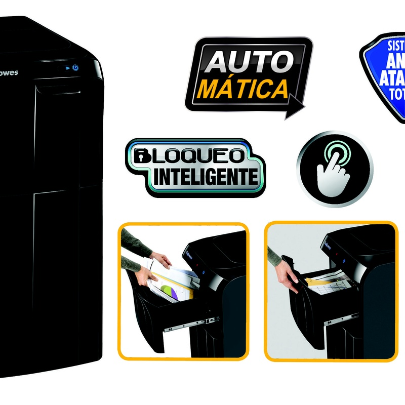 Destructora Fellowes Automáticas Auto-Max 300C