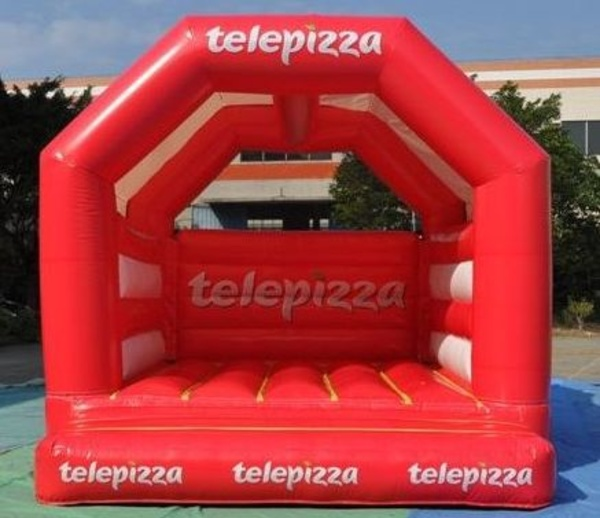 Hinchable Telepizza