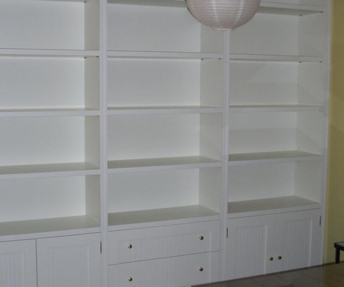 Librerías: CATÁLOGO de CARPINTERÍA Y EBANISTERÍA ARCAMADE