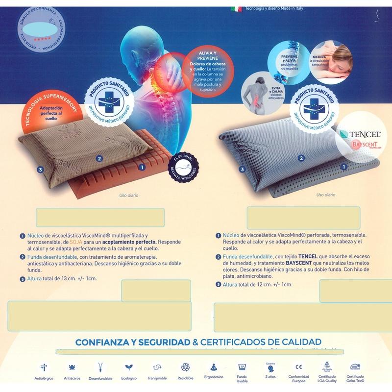 Almohadas: Productos de Muebles Díaz