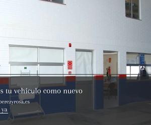 Taller de carrocería en Sevilla | Talleres Pérez y Rosa