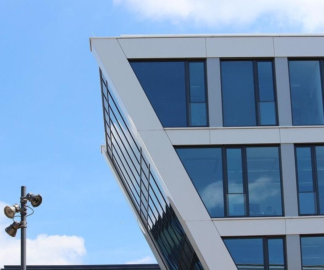 Las fachadas de cristal: el nuevo estilo en la arquitectura moderna