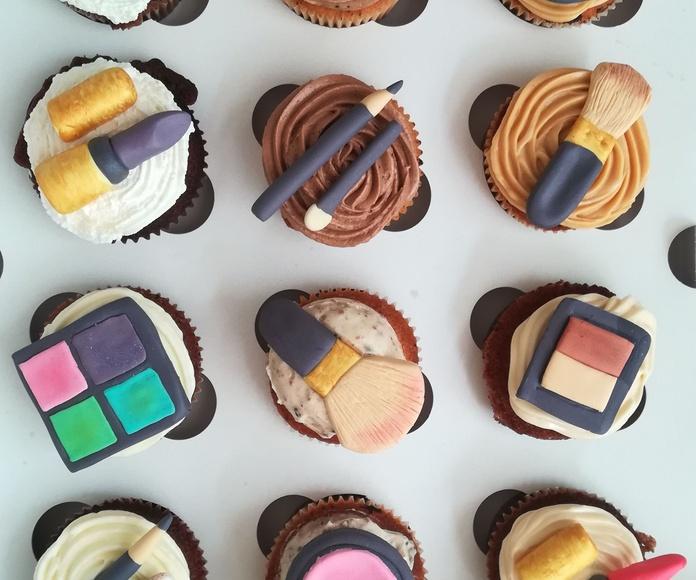 cupcake makeup
