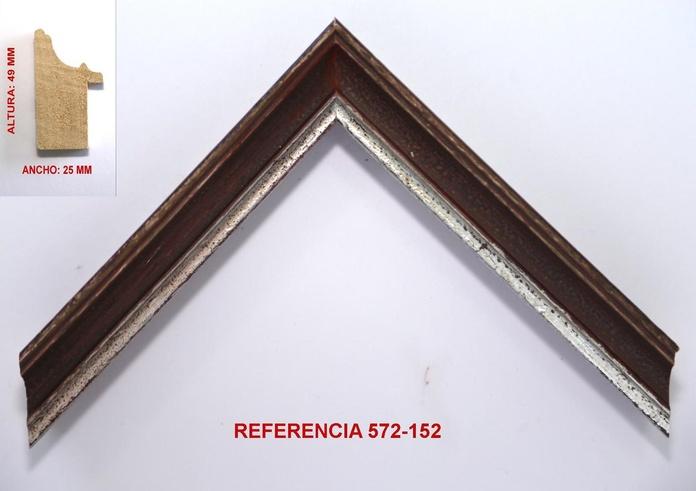 REF 572-152: Muestrario de Moldusevilla