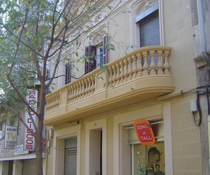 OBRA REALIZADA: C/.ROGENT 77 BARCELONA