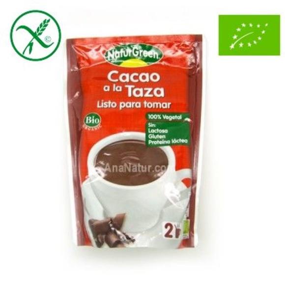 NATURGREEN Cacao a la taza listo para tomar 330 ML: Catálogo de La Despensa Ecológica
