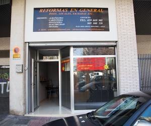Reformas integrales o parciales de viviendas y locales en Zaragoza