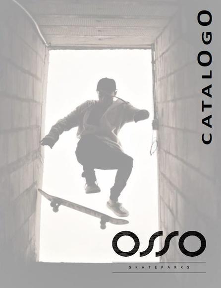 CATALOGO: Productos de Osso Skateparks