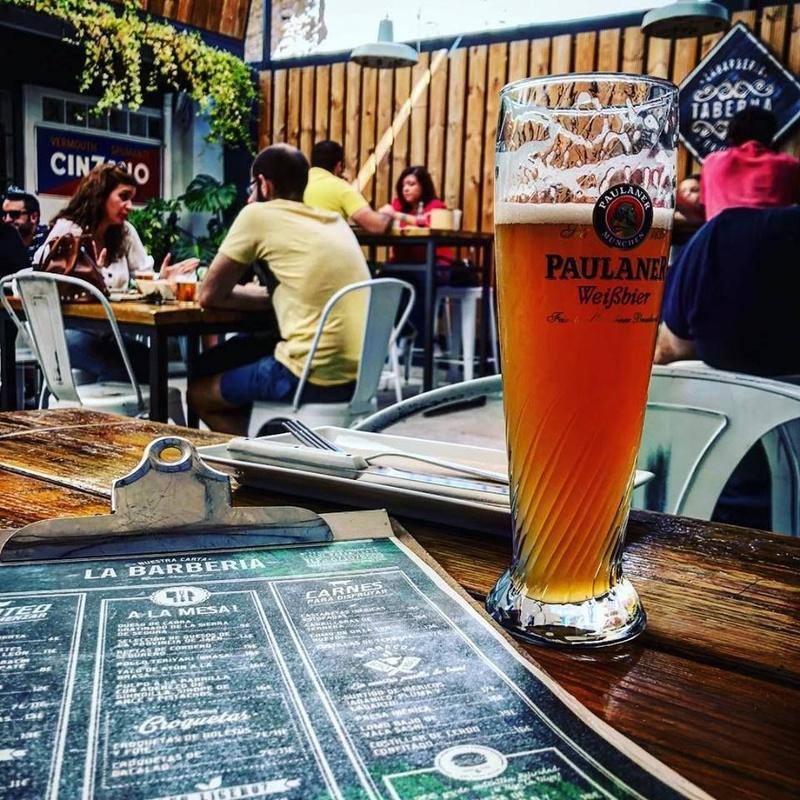 Cervezas del Mundo: Nuestra Carta de La Barbería Baeza